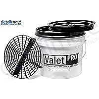 detailmate Juego–Vale TPro Wash Bucket 3,5GAL (Aprox. 12L)
