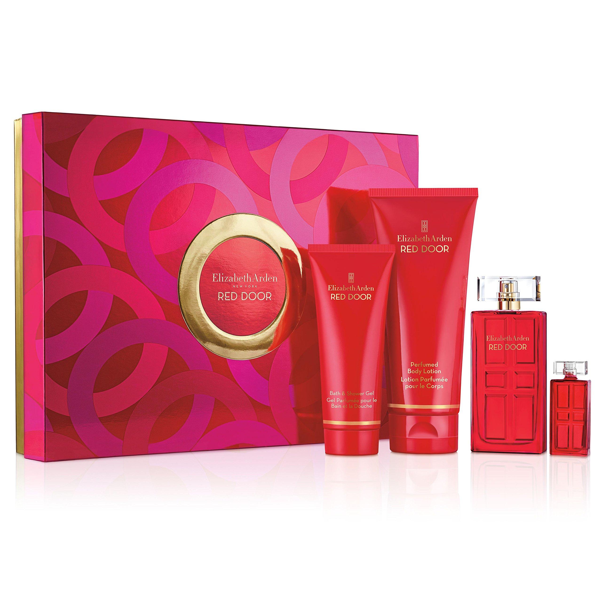 Amazon Elizabeth Arden Red Door 4 Piece Value Fragrance Set