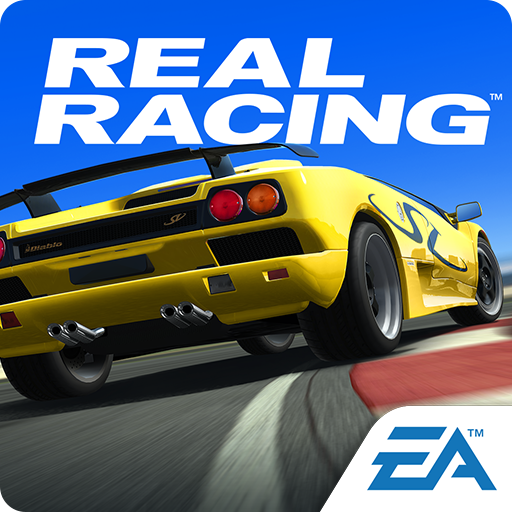 Real Racing 3 (Thing On Top Of Car For Storage)