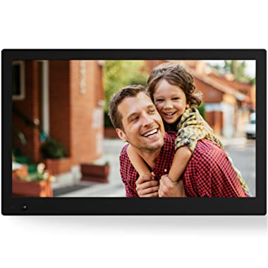 NIX Advance 17.3 Inch Hi-Res Digital Photo & HD Video (720p) Frame with Hu-Motion Sensor & 8GB USB Included (X17B)