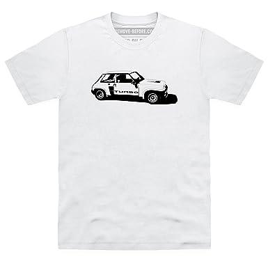 R5 Turbo High-Performance Hatchback Camiseta, Para hombre: Amazon.es: Ropa y accesorios