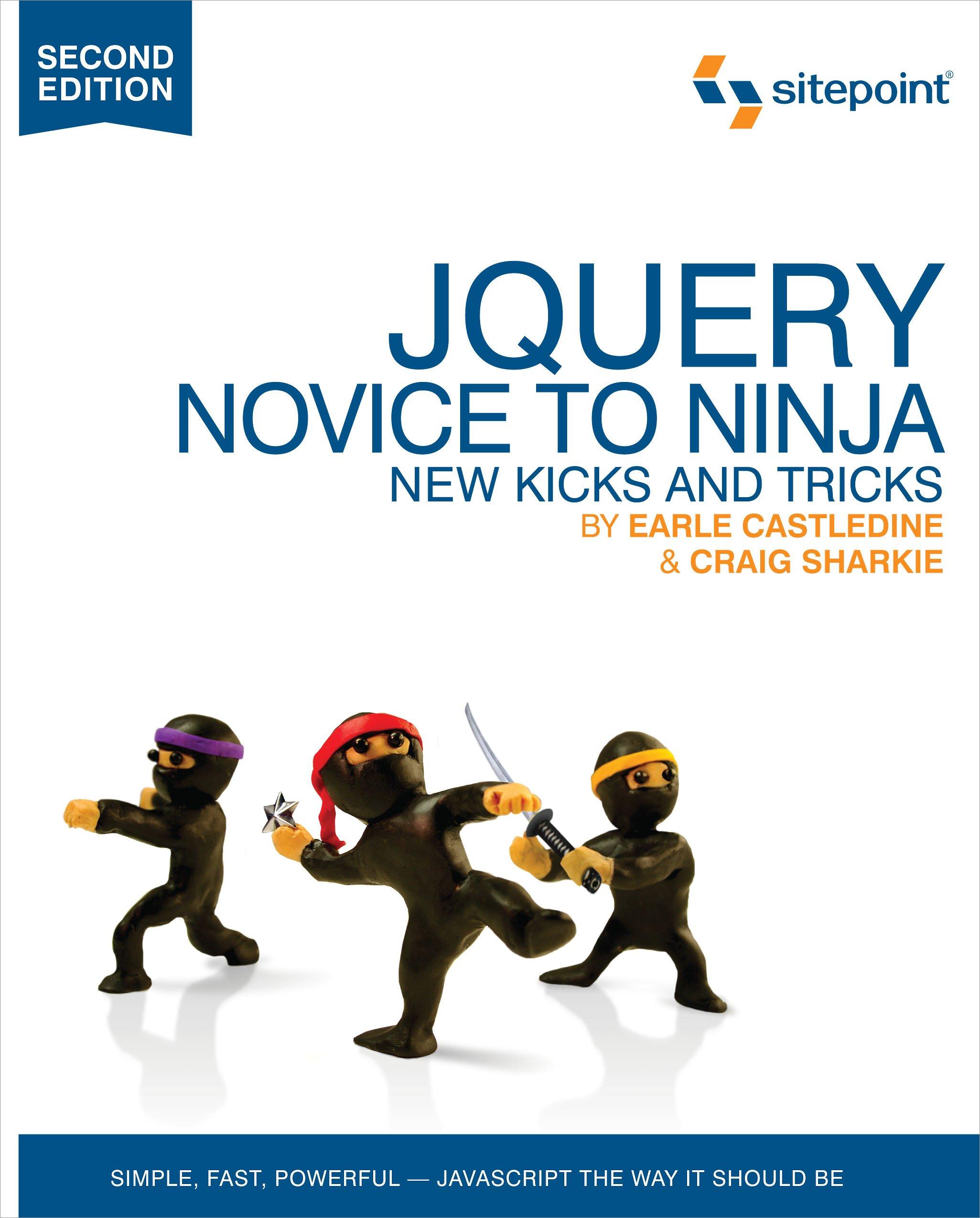 jQuery: Novice to Ninja: Amazon.es: Earle Castledine, Craig ...