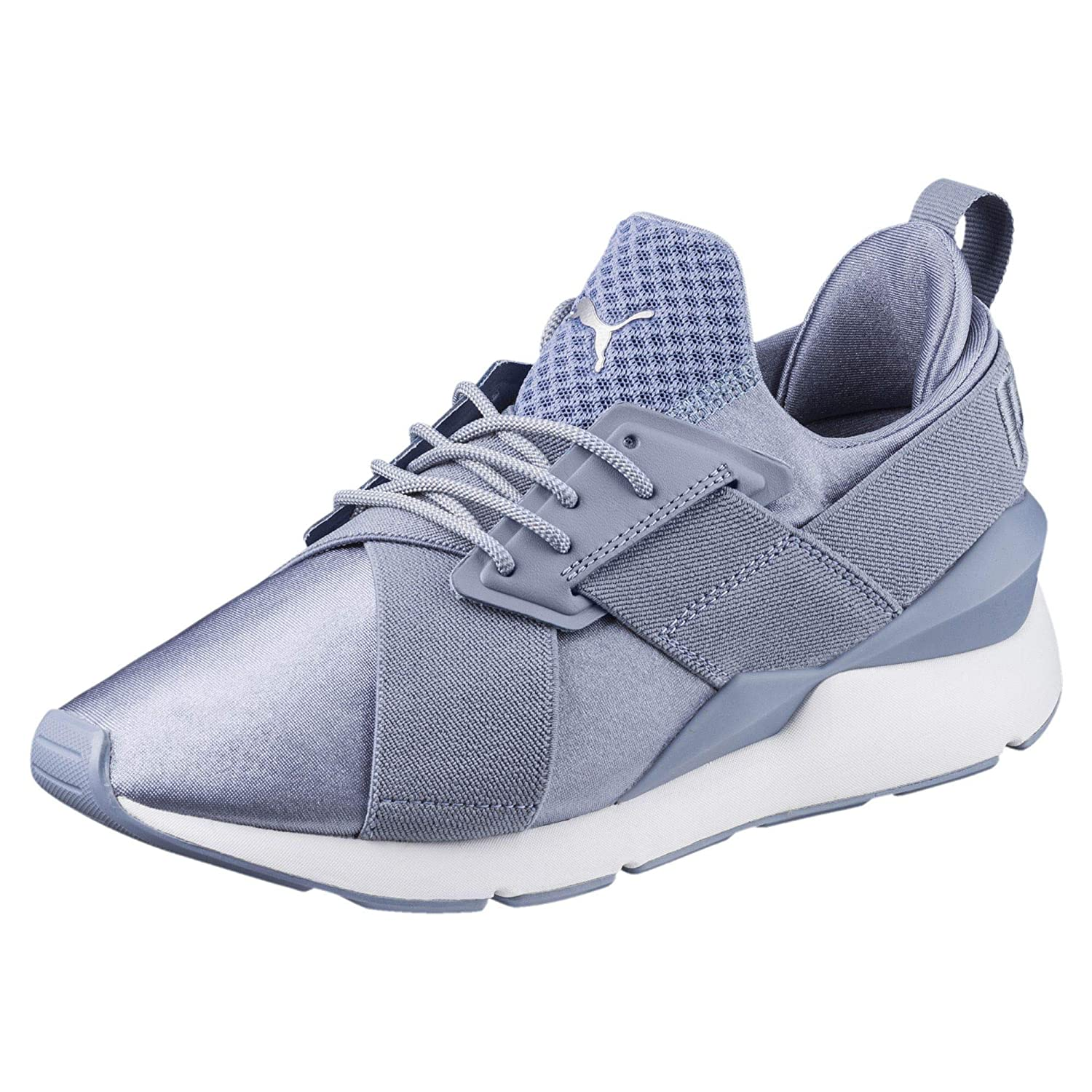 Puma Damen Turnschuhe Muse Satin EP EP EP WN's – Turnschuhe im Satin-Look mit schlanker, femininer Silhouette Muse Satin EP WN's  32f93f