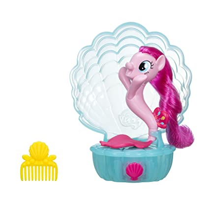 Amazon.com  My Little Pony  The Movie Pinkie Pie Sea Song  Toys   Games 8d6d1d2b00