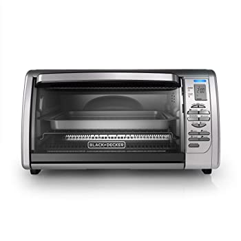 BLACK+DECKER CTO6335S Convection Oven