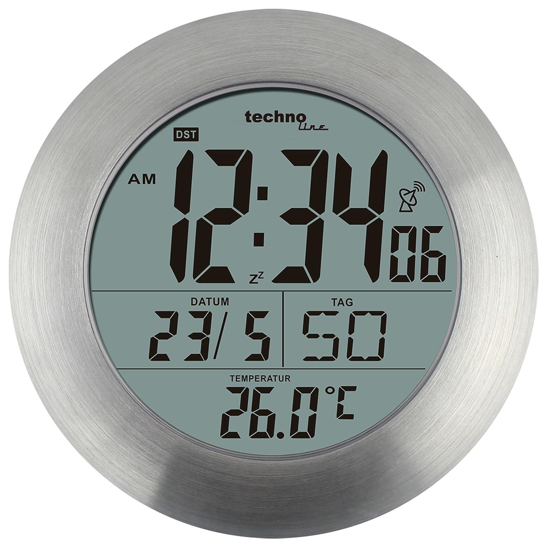 technoline wt 3000 horloge de salle de bains radio pilotée en