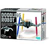 4M  Robot Scarabocchio, Il Robot Artista
