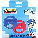 Indeca - Pack 2 Volantes Joy-Con Sonic (Nintendo Switch)