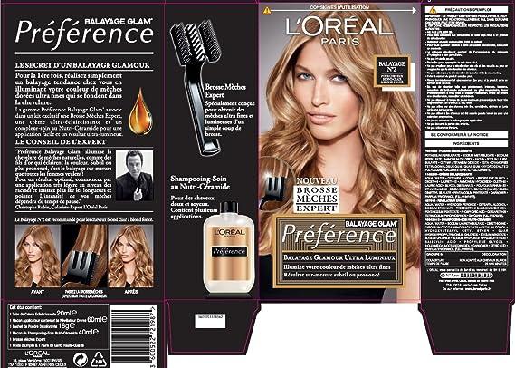 L Oréal Paris Préférence - Kit para mechas rubias: Amazon.es ...