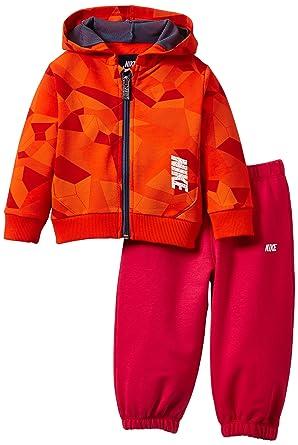 Nike Mod SP BF Warm Up (Inf) Chándal, Unisex niños, Naranja, 9-12 ...