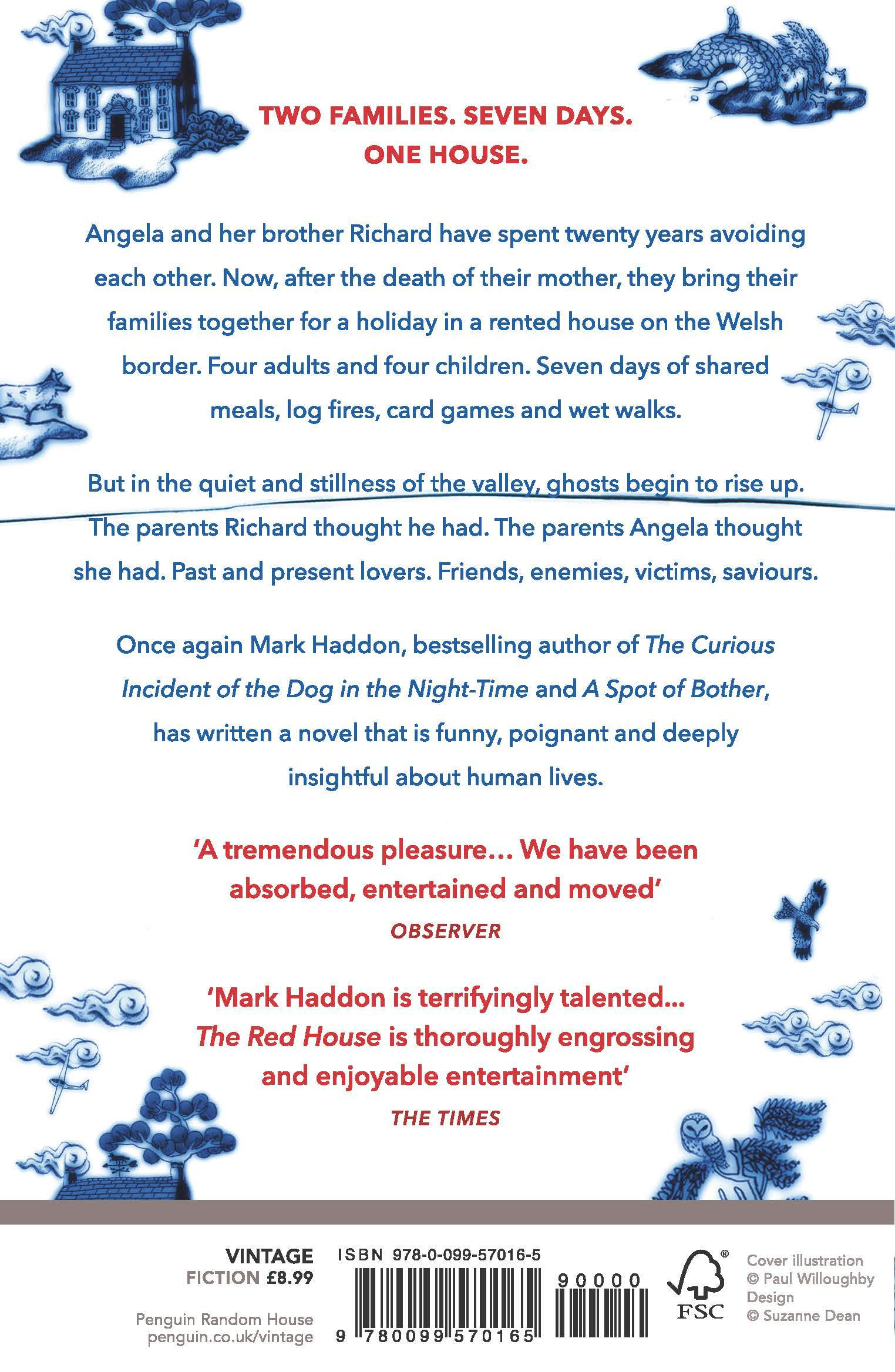 The Red House Mark Haddon Ebook