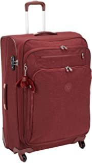 8a2d692c5bf Kipling YOURI Spin 78 Hand Luggage, cm, 99 liters, Brown (Burnt Carmine