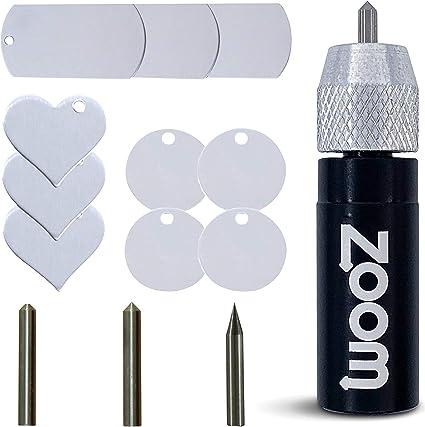 Chomas Creations Silhouette Cameo 4 Engraving Tip