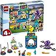 LEGO 4+ Disney Pixar's Toy Story 4 Carnival Mania! 10770 Building Kit
