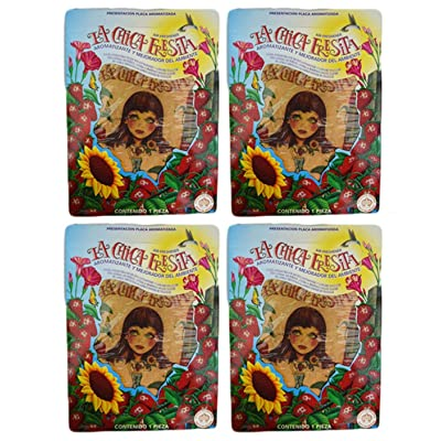 La chica fresita lc-4x Fresa Air Freshner: Home & Kitchen