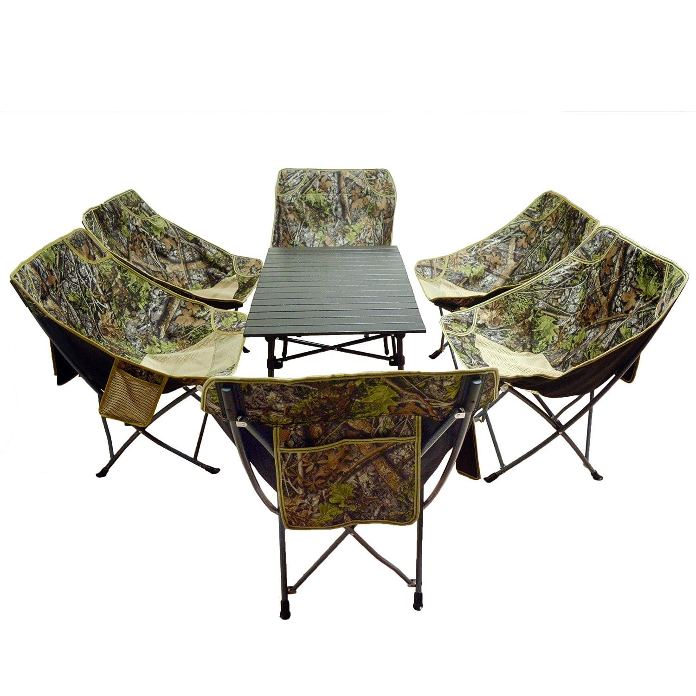 Xd-sillas und Klapptisch Notebook Outdoor Set Ausrüstung von Camping und Freizeit