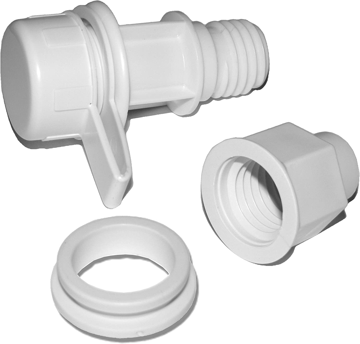 "Coleman Cooler Drain Plug Assembly for Xtreme Coolers 1.5/"" Shaft Length"