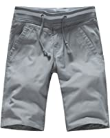 Colorfulworldstore Men's casual pants-men's sports shorts pants-Mens Boardshorts