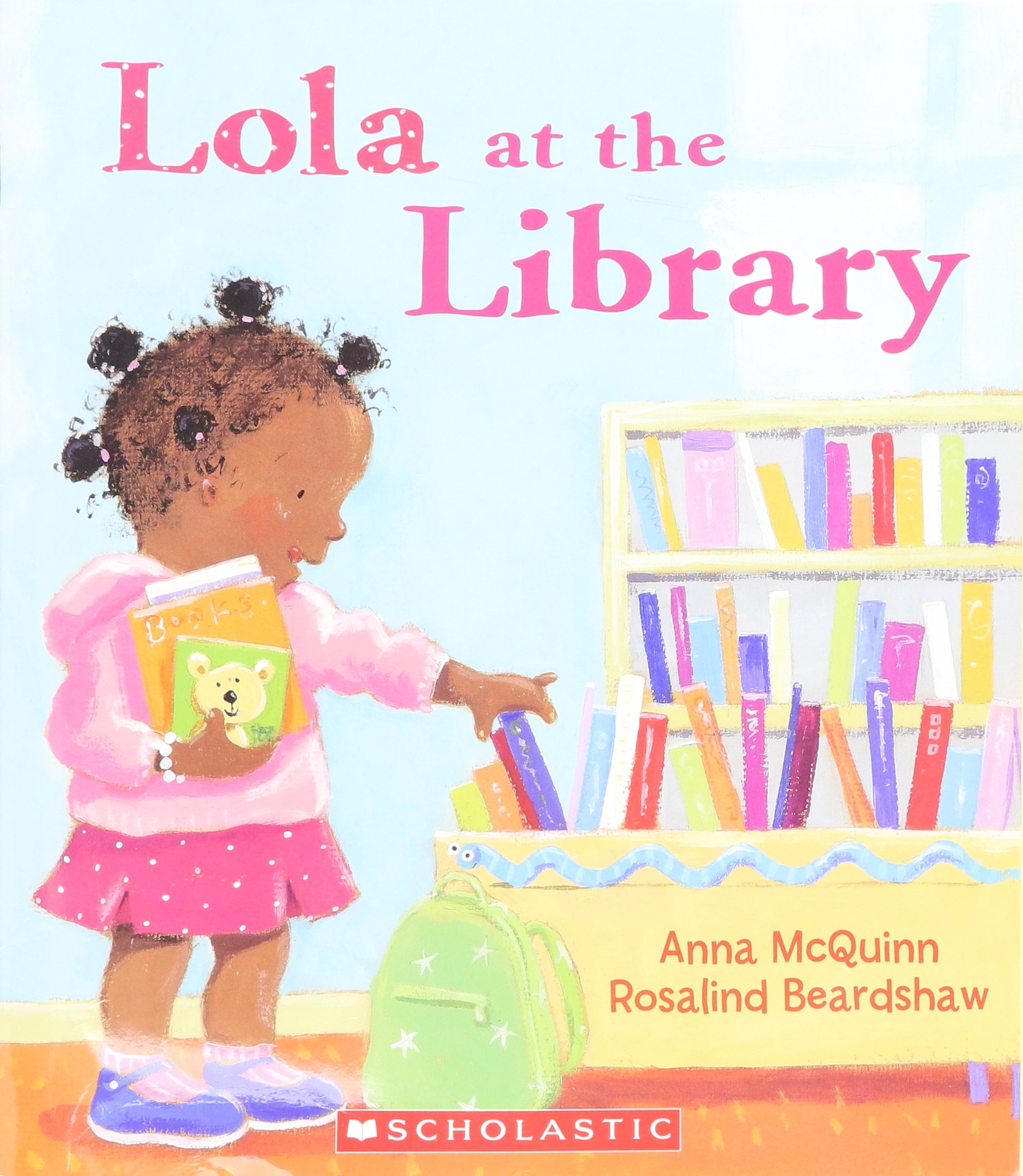 Lola at the Library pdf