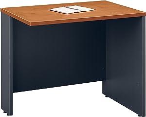 Bush Business Furniture Series C Collection 36W Return Bridge in Natural Cherry