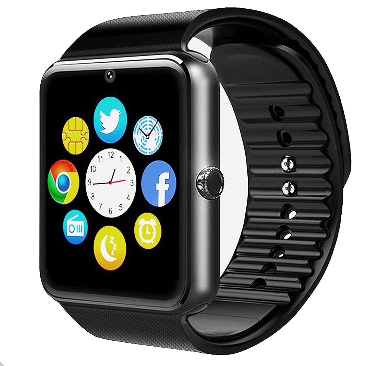 Reloj Inteligente Smartwatch Bluetooth  con la Batería de larga duración y