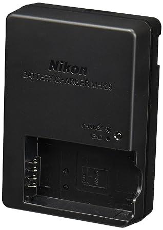 Amazon.com: Nikon MH-29 Cargador de batería: Camera & Photo