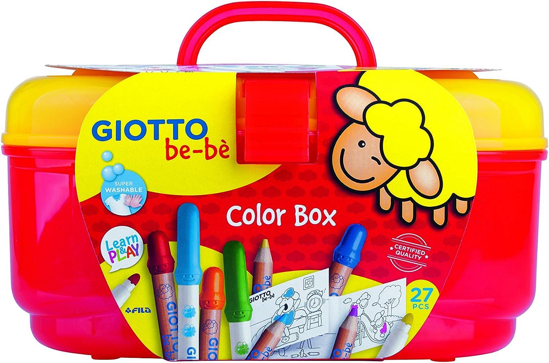 Giotto Be-Bè Súper Color Box