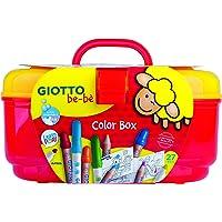 Giotto be-bè Súpercolor Box - Set para colorear