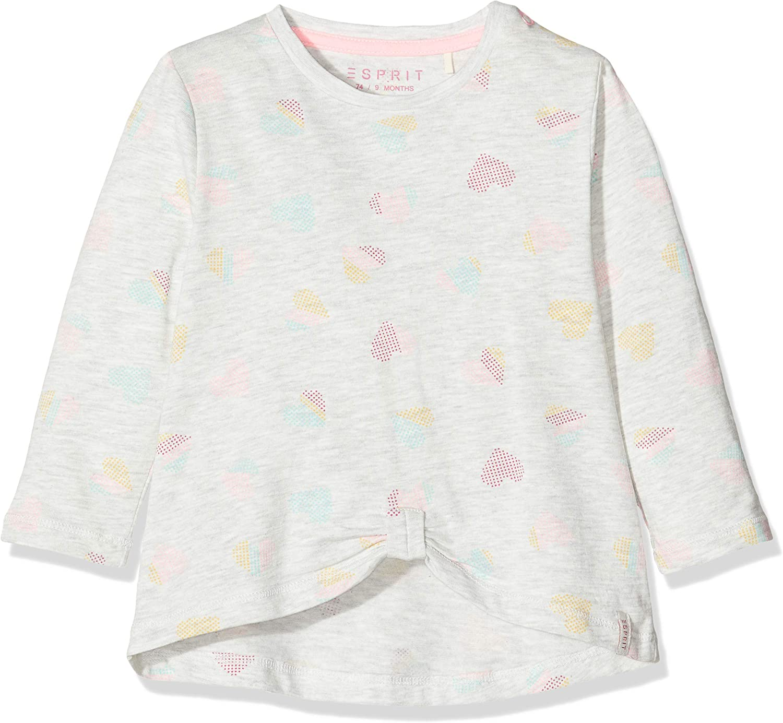 ESPRIT KIDS Baby-M/ädchen Langarmshirt