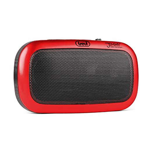 52 opinioni per TREVI RADIO RS 745 JIMMI USB ROSSA Radio
