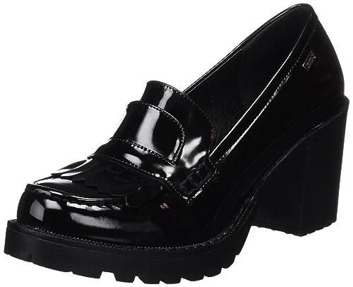 MTNG Tina, Zapatos de Tacón Mujer, Negro (Patent Negro), 40 EU: Amazon.es: Zapatos y complementos