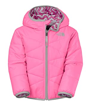 9b86dc90d The North Face Reversible Perrito Jacket Toddler Girls Gem Pink 4T ...