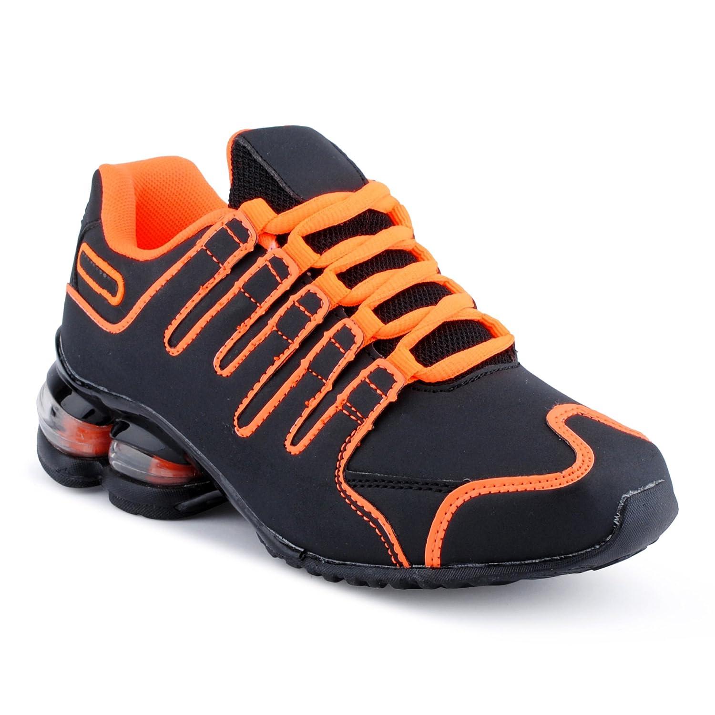 Fusskleidung Herren Damen Low-Top Neon Unisex Sneaker 1516