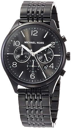 d8c44cad840f Amazon | [マイケル・コース]MICHAEL KORS 腕時計 MERRICK MK8640 メンズ ...