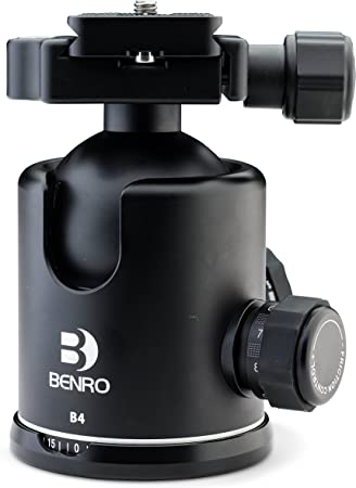 Benro Low-Profile Triple Action Ball Head G3