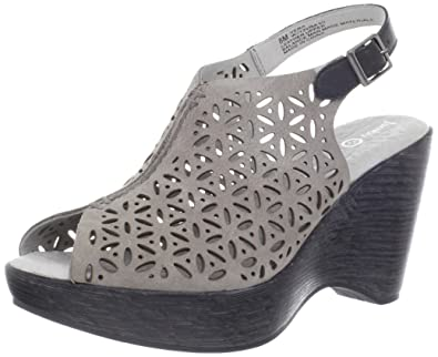 b06d55ec8a Amazon.com | Jambu Women's Vera Wedge Pump | Platforms & Wedges