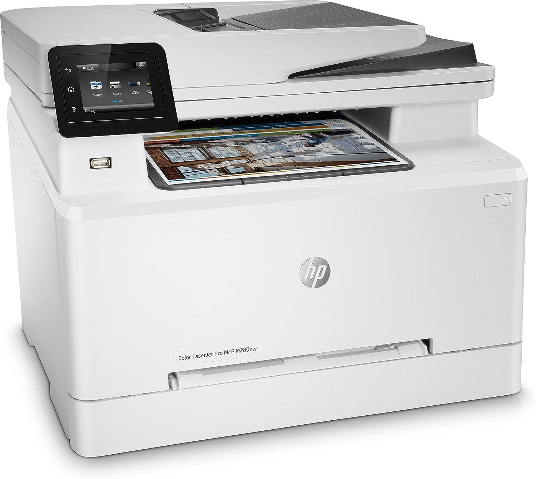HP Color Laserjet Pro MFP M280nw - Impresora láser multifunción ...