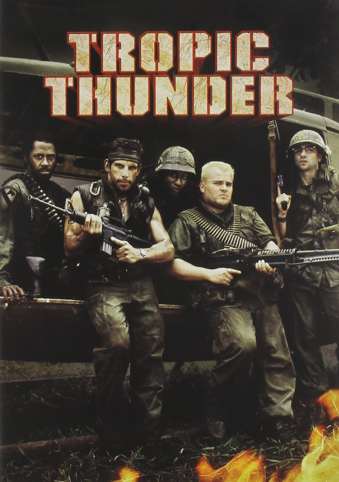 Tropic Thunder (Unrated Director's Cut)