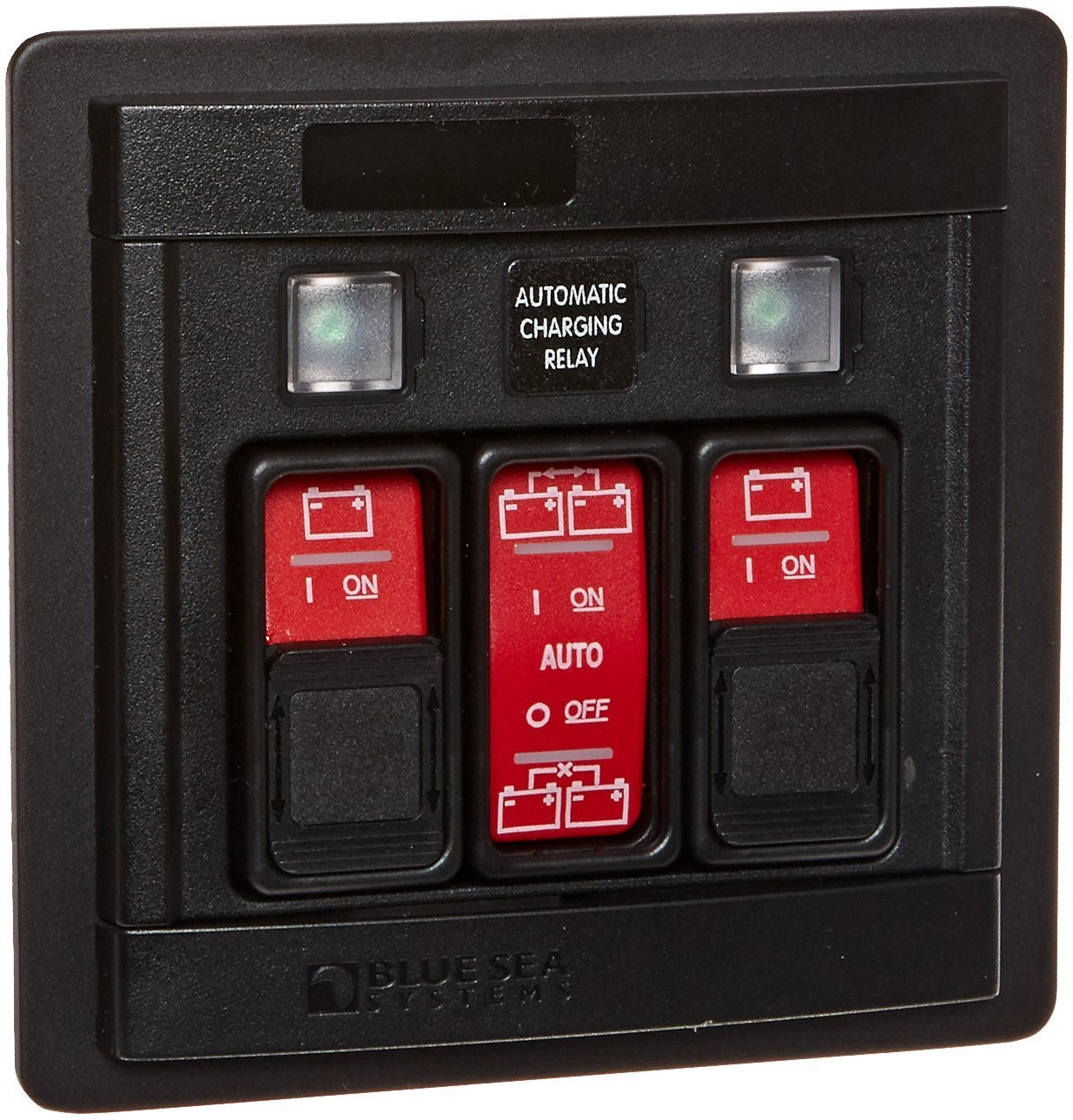 Blue Sea Systems Remote Control Panel for ML Series Switches [並行輸入品] B075K5V7SJ