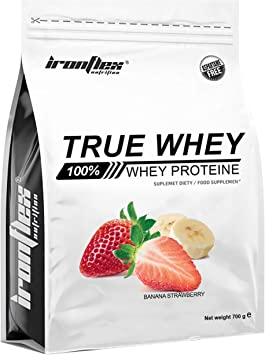 Iron Flex True Whey Protein Concentrate WPC - 1 paquete ...