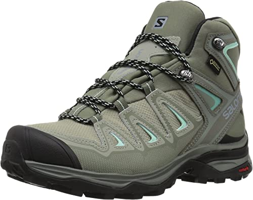 salomon x ultra 3 mid gtx hiking boots - women's australia precio