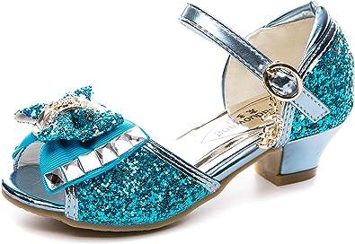 kids glitter heels