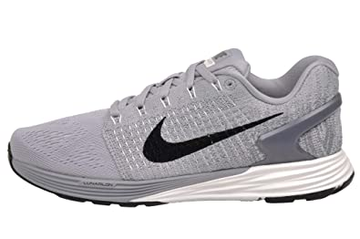 Nike Lunarglide 7 Sz 10 Womens Running Shoes Grey New In Box