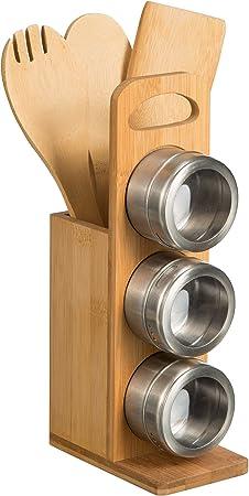 Besteckhalter Utensilienhalter Utensilienbox Küchenutensilienhalter Edelstahl