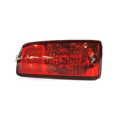Genuine Hyundai Parts 92405-26560 Driver Side Rear Bumper Reflector: Automotive