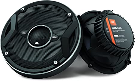 Amazon Com Jbl Gto629 Premium 6 5 Inch Co Axial Speaker Set Of 2 Car Electronics