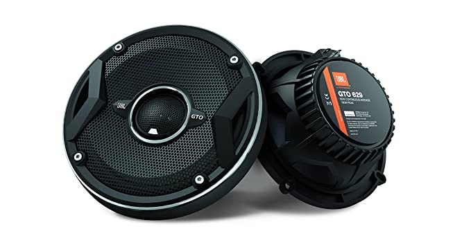 JBL GTO629 Premium 6 5-Inch Co-Axial Speaker - Set of 2