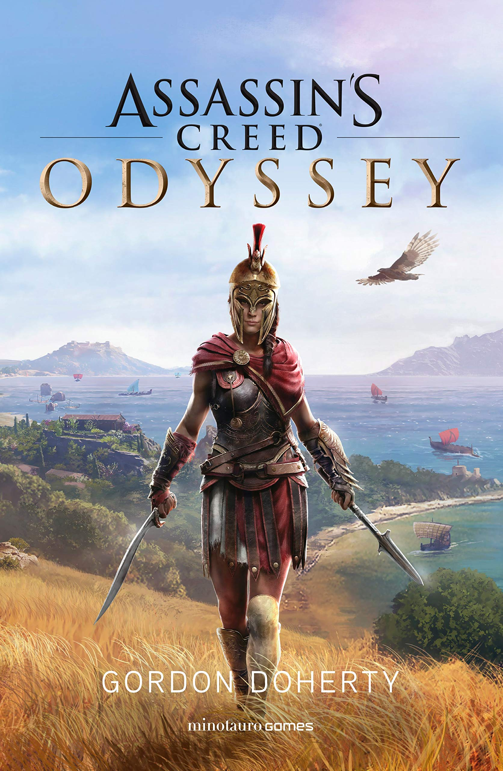 Assassin's Creed Odyssey (Minotauro Games) Tapa blanda – 30 oct 2018 Diversos Autores 8445005979 Science fiction
