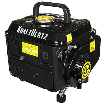 KRAFTHERTZ® KH-1000 Generador de gasolina, versión mejorada ...