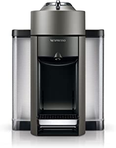 Nespresso by De'Longhi Vertuo Evoluo Coffee and Espresso Machine by De'Longhi, Titan